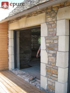 extension ossature bois agen d'aveyron epure construction bois