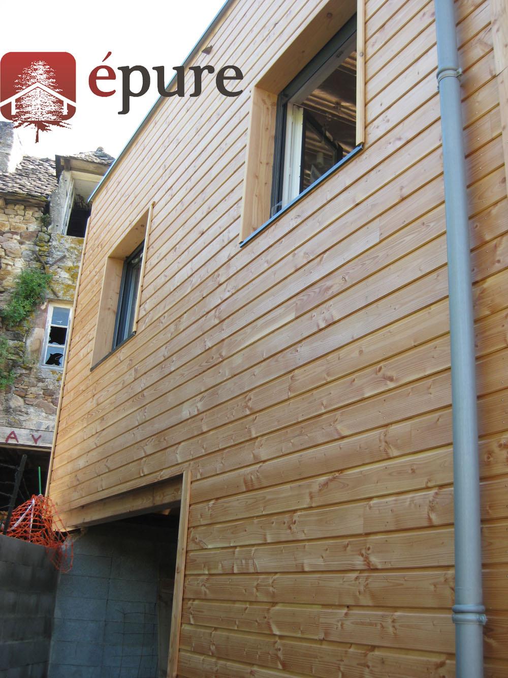 constructeur maison bois aveyron id e int ressante pour la conception de meubles en bois qui. Black Bedroom Furniture Sets. Home Design Ideas
