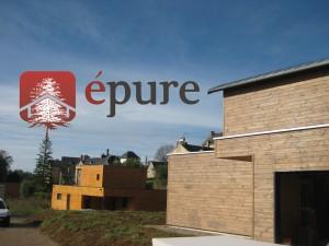 maison ossature bois douglas a concoures epure construction bois