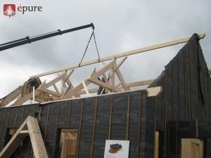 maison bois La Primaube epure construction boistionnelle maison ossature bois à La Primaube epure construction bois