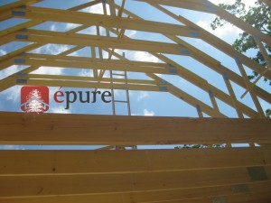 maison bois Canet de Salars epure construction bois