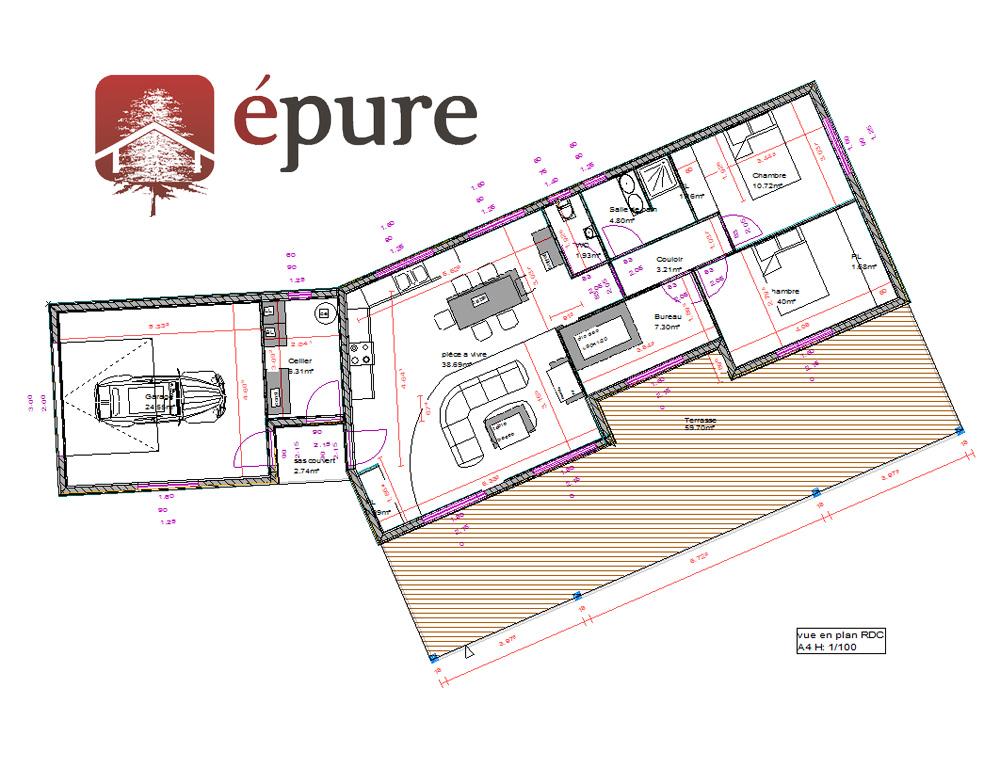 plan amnagement maison best kozikaza un logiciel plan maison d spcial dco with plan amnagement. Black Bedroom Furniture Sets. Home Design Ideas